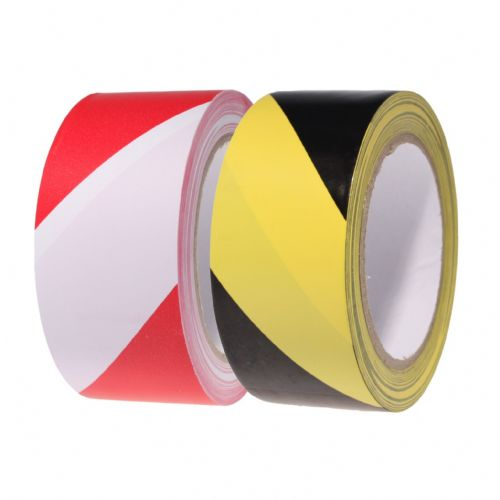 0022 Hazard Warning PVC Tape
